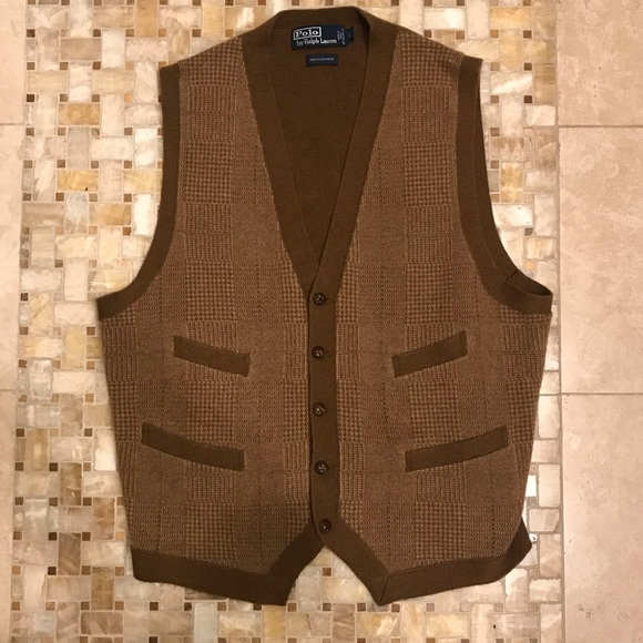 Polo by Ralph Lauren Other - Polo by Ralph Lauren Cashmere Vest